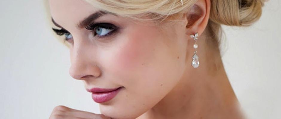 Braut Make Up Blumige Nuancen Und Schiller Beautylog
