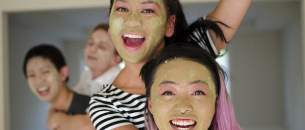 Gesichtsmasken selber machen
