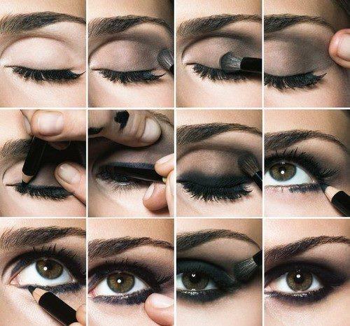 So Schminkt Ihr Smokey Eyes Richtig Beautylog