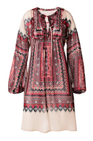 70er Jahre Kleid