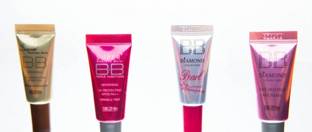 BB Cream Test