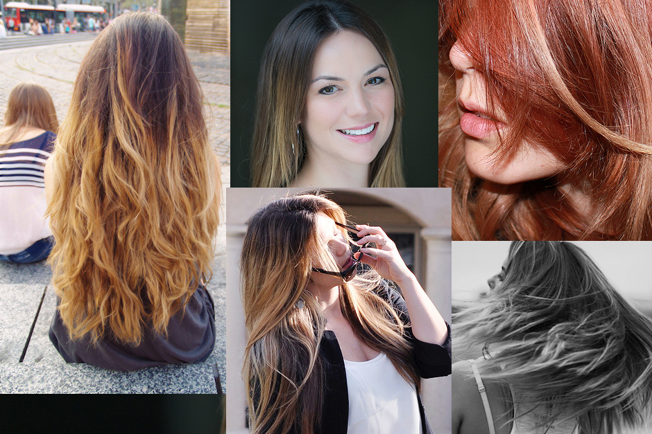 Ombré Hair Produkte : Beautylog