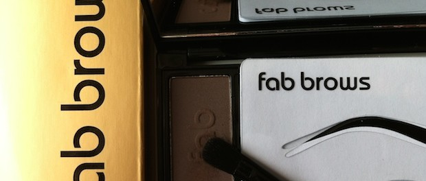 """Fab Brows"" AUGENBRAUEN KIT"