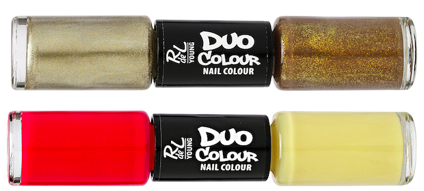 Duo Nailcolour Lacke von Rival de Loop Young