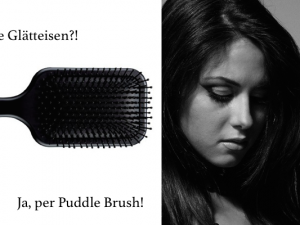 Puddle Brush von ghd