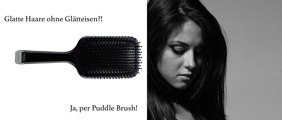 Paddle Brush Haare Einfach Glatt Bürsten Beautylog