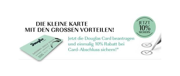 Douglas Card Bild