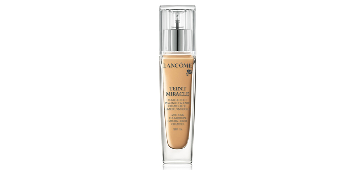 Lancome Teint Miracle Test