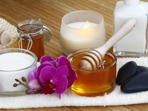 Cleopatra Milchbad mit Honig