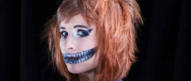 Richtig für Halloween schminken
