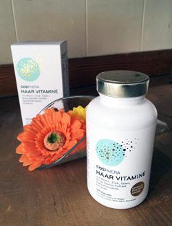Cosphera Haar Vitamine Kapseln