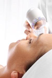 Ultraschallgerät Kosmetik - intensiver Pflege