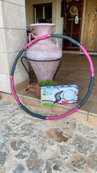 Hula-Hoop-Reifen-test